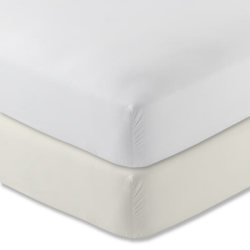 310TC low profile fitted bed sheets